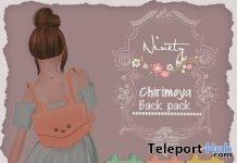 Chirimoya Backpacks 1L Promo Gift by Ninety - Teleport Hub - teleporthub.com