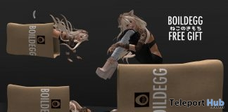 Like A Kitty Bag Collectors Collection Box Group Gift by BOILDEGG - Teleport Hub - teleporthub.com