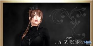Black Dress November 2016 Group Gift by AZUL - Teleport Hub - teleporthub.com