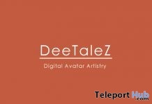Animated Glitter Effects For Face & Body Gift by DeeTaleZ - Teleport Hub - teleporthub.com