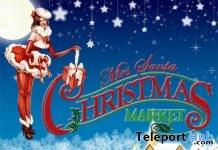 Mrs Santa Christmas Market Hunt - Teleport Hub - teleporthub.com