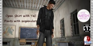 Suspenders Outfit Group Gift by *Arcane Spellcaster* Ak-Creations - Teleport Hub - teleporthub.com