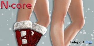 Kelda Boots And Kate Heels Christmas Gift by N-CORE - Teleport Hub - teleporthub.com