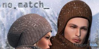 No Songs Hair Christmas 2016 Group Gift by no.match - Teleport Hub - teleporthub.com