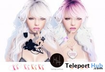 Lip Gloss Blend Type For Catwa Mesh Head Group Gift by hsh - Teleport Hub - teleporthub.com
