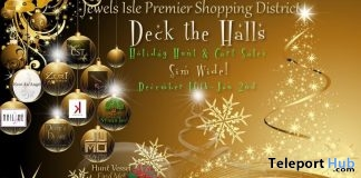 Deck the Halls Sim Wide Hunt/Cart Sales - Jewels Isle - Teleport Hub - teleporthub.com