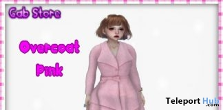 Pink Overcoat Limited 100 Copies 5L Promo Gift by Gab Store - Teleport Hub - teleporthub.com