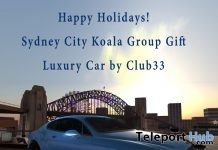 Super Sport Bentley Car Sydney City Group Gift by RaC - Teleport Hub - teleporthub.com