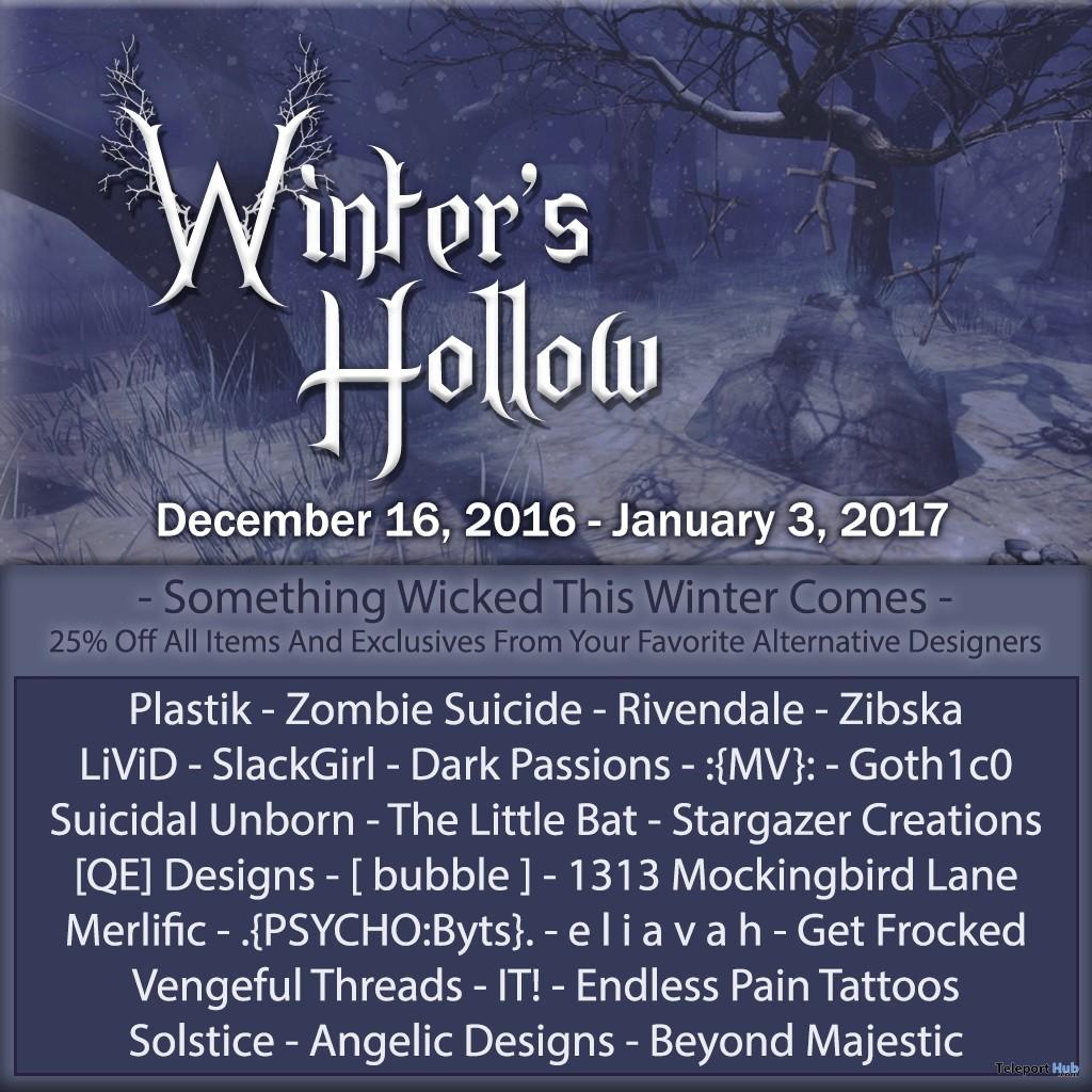 Winter's Hollow Event - Teleport Hub - teleporthub.com