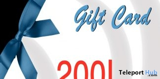 Altamura 200L Store Card Group Gift by Altamura - Teleport Hub - teleporthub.com
