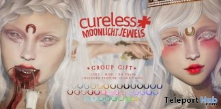 Moonlight Jewels Group Gift by CURELESS [+] - Teleport Hub - teleporthub.com