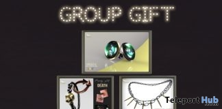Several Jewelries Group Gift by CODEX - Teleport Hub - teleporthub.com