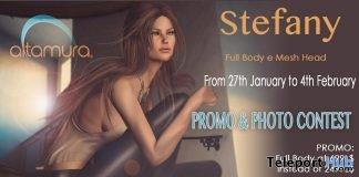 Stefany Full Mesh Body & Mesh Head Promo by Altamura - Teleport Hub - teleporthub.com