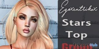Star Tops Applier February 2017 Group Gift by Egoxentrikax - Teleport Hub - teleporthub.com