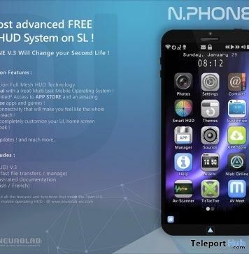 N.Phone V3 Lite Smart HUB 1L Promo Gift by Neurolab Inc - Teleport Hub - teleporthub.com