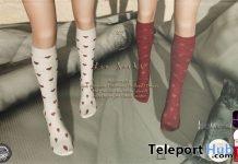 Lea Socks Group Gift by C'est la vie! - Teleport Hub - teleporthub.com
