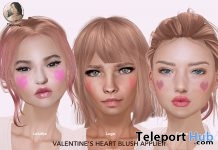 Valentine's Heart Blush Applier Group Gift by MIGNONNE - Teleport Hub - teleporthub.com