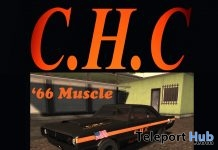 '66 Muscle Car Gift by Cindy Henusaki Custom Cars - Teleport Hub - teleporthub.com