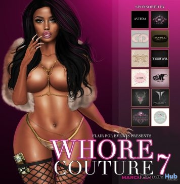 Whore Couture Fair 7 - Teleport Hub - teleporthub.com