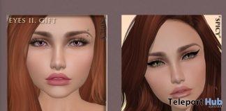 Eyes Applier, Eyeliner, & Melanie Bento Shape Group Gift by Spicy - Teleport Hub - teleporthub.com