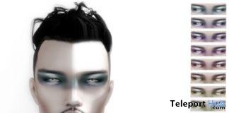 Ualtar Eyes Makeup L'HOMME Magazine Group Gift by Zibska - Teleport Hub - teleporthub.com