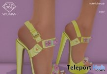 Kim Sandals Group Gift by G&D The Italian Style - Teleport Hub - teleporthub.com