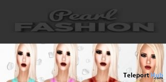 Lace Tops March 2017 Gift by Pearl Fashion - Teleport Hub - teleporthub.com