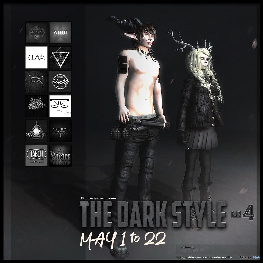 The Dark Style Fair 4 - Teleport Hub - teleporthub.com