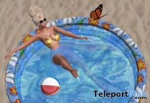 Wearable Pool Gift by June Trenkins - Teleport Hub - teleporthub.com