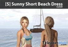 New Release: [S] Sunny Short Beach Dress by [satus Inc] - Teleport Hub - teleporthub.com