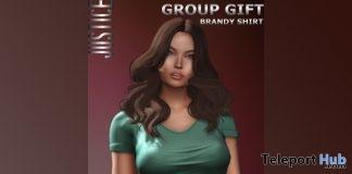 Brandy Shirt Group Gift by JUSTICE - Teleport Hub - teleporthub.com