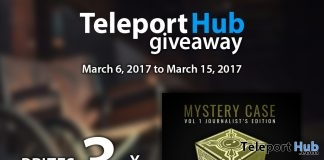 Teleport Hub's Mystery Case Vol. 1 Journalist Edition Game Giveaway - Teleport Hub - teleporthub.com