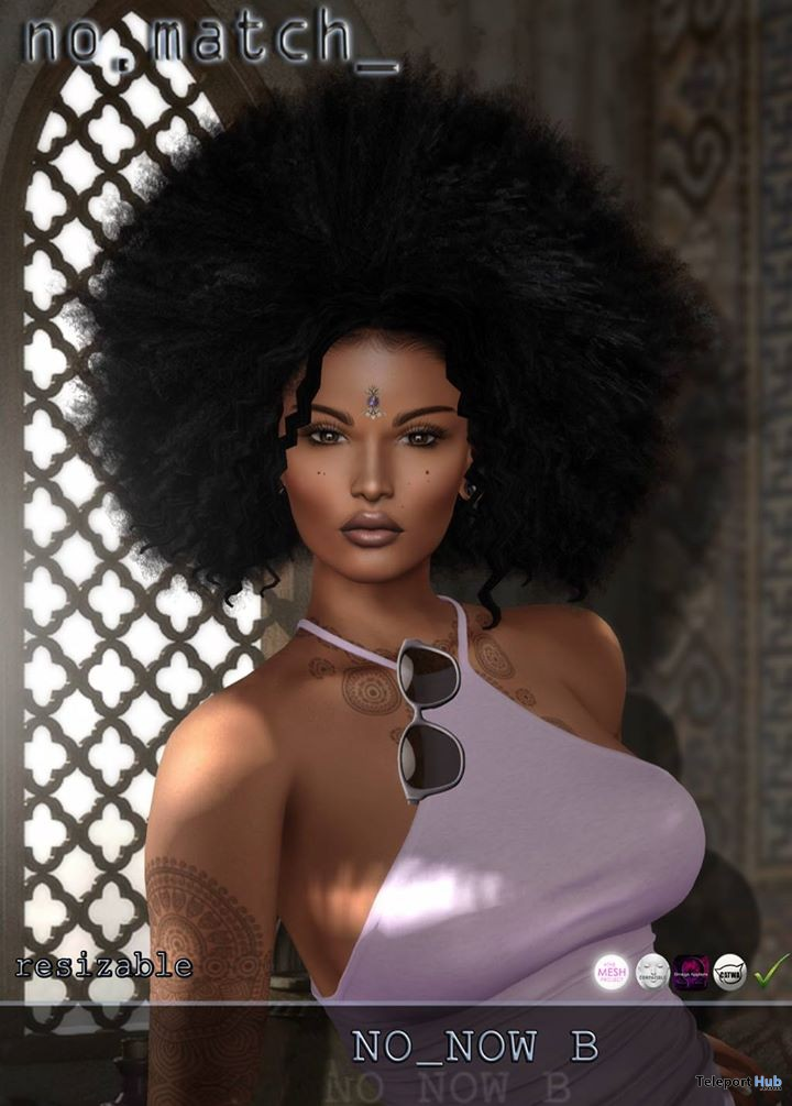 Now B Hair Group Gift by no.match - Teleport Hub - teleporthub.com
