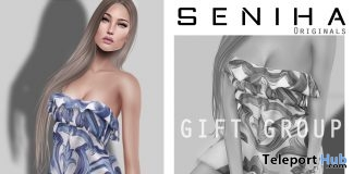 Dolche Dress Group Gift by Seniha Originals - Teleport Hub - teleporthub.com