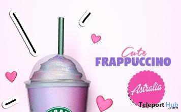 Unicorn Frappuccino Gift by Astralia - Teleport Hub - teleporthub.com