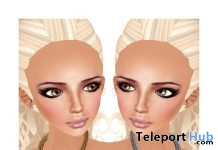 Thick Necklace Gold & Silver 1L Promo Gift by Ano Xue - Teleport Hub - teleporthub.com