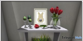 Easter Fresh Table Setting 50L Promo by Zen Creations - Teleport Hub - teleporthub.com