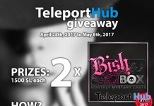Teleport Hub's BishBox Mystery Box Giveaway - Teleport Hub - teleporthub.com