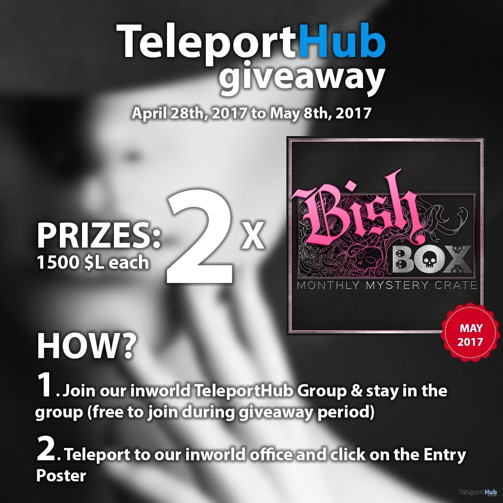 Teleport Hub's BishBox Mystery Box Giveaway - Teleport Hub - teleporthub.com