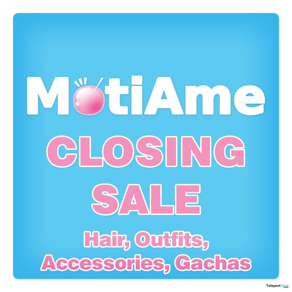 MotiAme & MALO Closing Sale Event - Teleport Hub - teleporthub.com