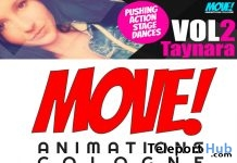 New Release: Taynara Vol. 2 Dance Pack by MOVE! Animations Cologne - Teleport Hub - teleporthub.com