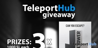 Teleport Hub's The Tower Game Giveaway - Teleport Hub - teleporthub.com