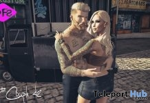 Couple Pose 42 Group Gift by Frimon Store - Teleport Hub - teleporthub.com