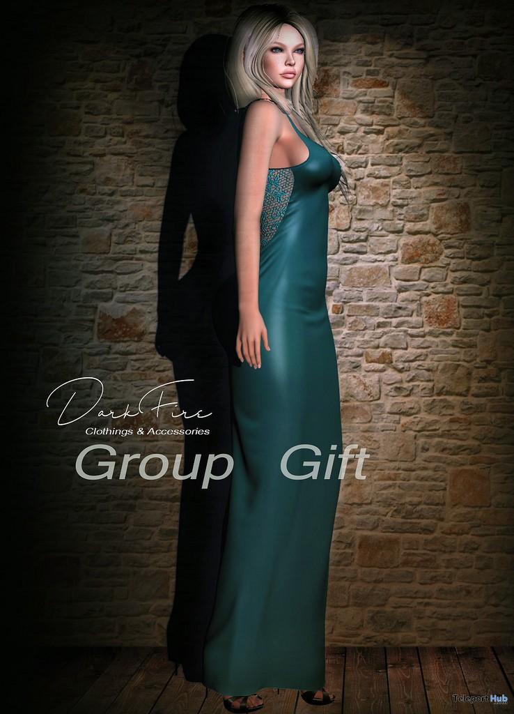 Isabel Long Dress Group Gift by DarkFire - Teleport Hub - teleporthub.com