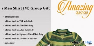 Shirt for Men Group Gift by AmAzIng CrEaTiOnS - Teleport Hub - teleporthub.com