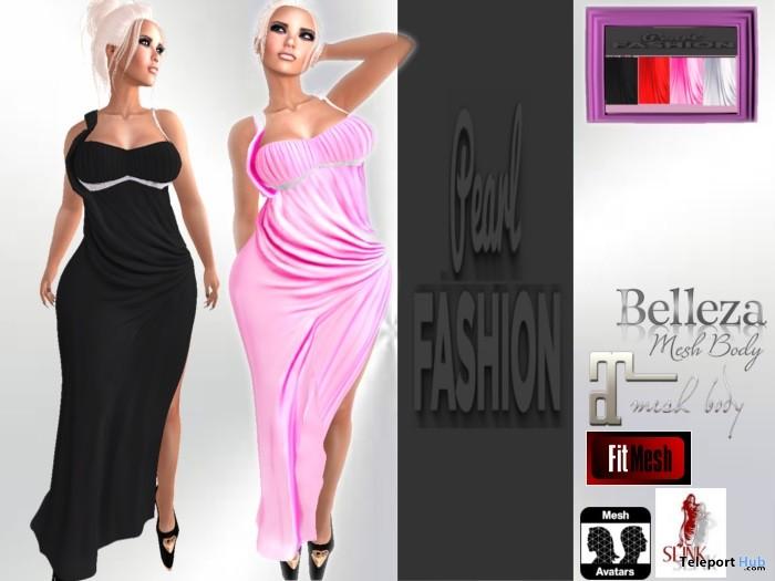 Paola Dress Group Gift by Pearl Fashion - Teleport Hub - teleporthub.com