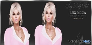 Sexy Naty Pink Outfit Group Gift by LsR Moda - Teleport Hub - teleporthub.com