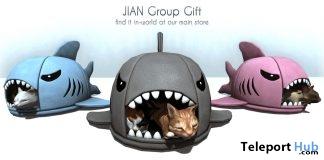 Kitty Shark Beds Group Gift by Jian - Teleport Hub - teleporthub.com