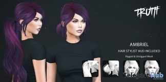 Ambriel Hair June 2017 VIP Group Gift by TRUTH HAIR - Teleport Hub - teleporthub.com