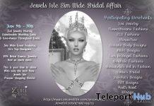 Bridal Affair Jewels Isle Sim Wide Event - Teleport Hub - teleporthub.com